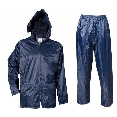 комплект водозащитно яке с качулка и панталон CARINA