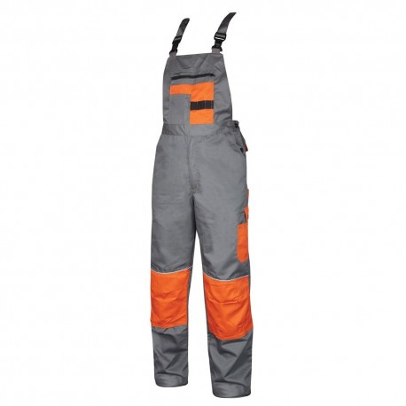 bib and brace overalls STRONG