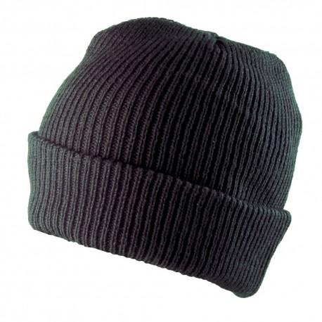 Плетена шапка CARL