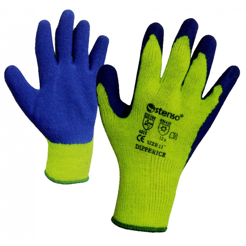 gloves DIPPERICE with lining