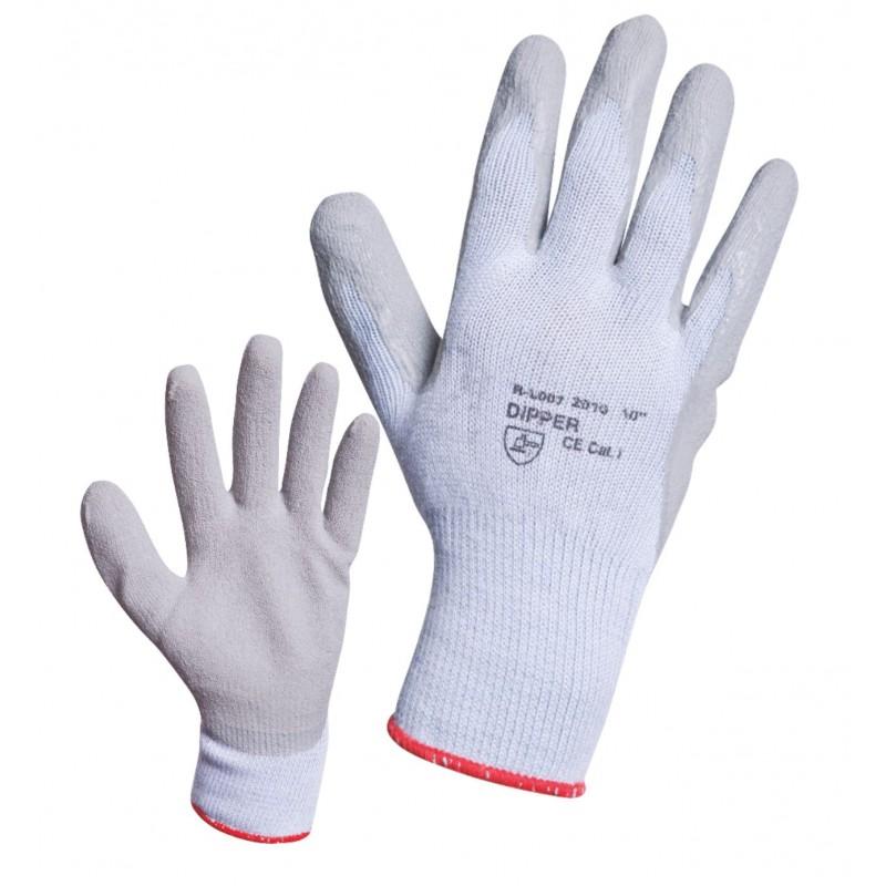 gloves latex DIPPER