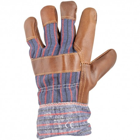 gloves DON WINTER with lining